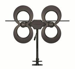 Antennas Direct ClearStream 4MAX UHF/VHF Indoor/Outdoor HDTV