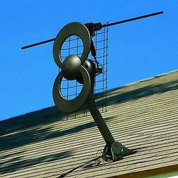 Antennas Direct ClearStream C2V Indoor/Outdoor Digital TV An