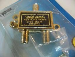 Channel Master CM 3212 Mini 2-way Digital Signal Coax Cable