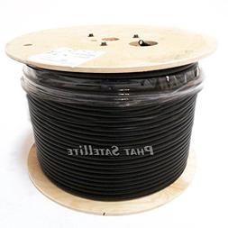 1000ft RG11 INDOOR/OUTDOOR COAXIAL CABLE 14AWG CORE - SIGNAL