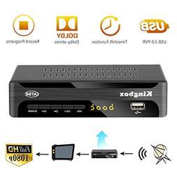 Digital Converter Box for Analog TV, Leelbox Q03S ATSC Conve