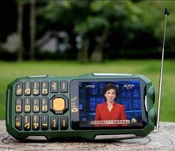 DBEIF D2016 13800mAh Magical Voice Military Antenna Analog T