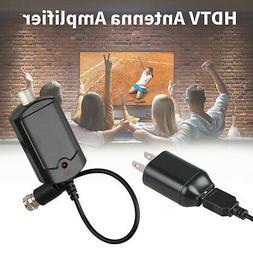 Digital HDTV Antenna Amplifier Signal Booster TV High Gain C