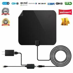 Digital TV Receiver  HDTV Antenna 13ft Coax Cable HDTV Anten
