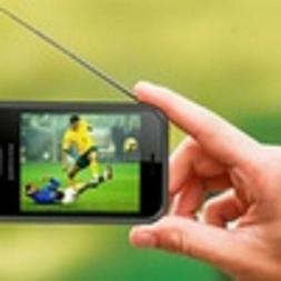 Kocaso Discover Cell Phone with Analog TV Antenna