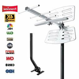 Dvb t2 antenna for digital tv antenna outdoor 200 Miles Rang