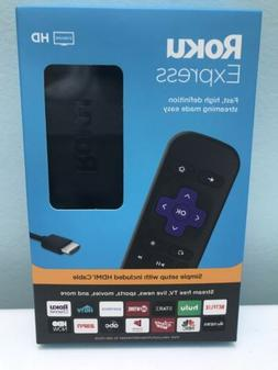 express streaming media player latest