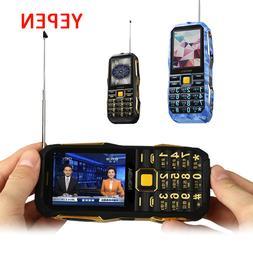 Flashlight FM Outdoor MP3/Mp4 Power Bank Antenna TV Rugged M