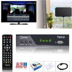 FTA 1080P Digital Terrestrial ATSC Clear Analog Cable TV Tun