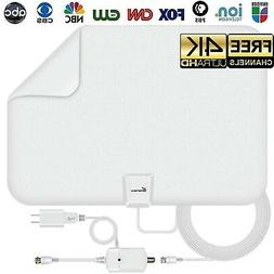 HD TV Antenna Indoor - Vansky 50 Miles Digital Amplified HDT