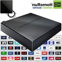 SiliconDust HDHomeRun Connect Quatro Live TV for Cord Cutter