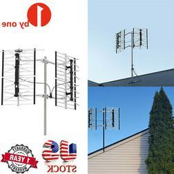 1byone HDTV 1080P Outdoor Amplified Digital Antenna HD TV UH