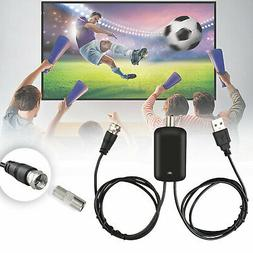 HDTV Aerial Amplifier Signal Booster TV HDTV Antenna with US