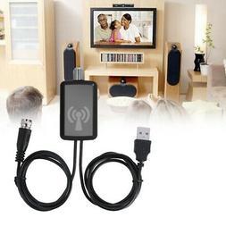 SODIAL HDTV Aerial Amplifier Signal Booster TV HDTV Antenna