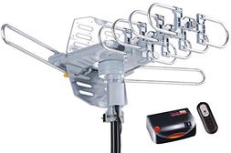 pingbingding HDTV Antenna Amplified Digital Outdoor Antenna-