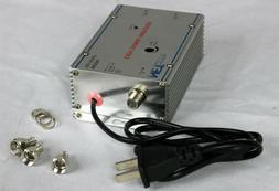 HDTV Antenna Amplifier Signal Booster TV High Gain Channel B