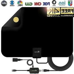 HDTV Antenna - Vansky Digital Amplified HD TV Antenna 60-90