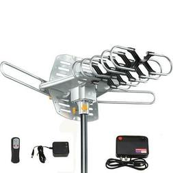 hdtv outdoor amplified antenna hd tv 36db