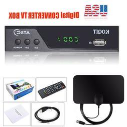 FTA ATSC digital converter box Clear Analog Cable ATSC Tuner