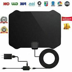 Indoor Amplified TV Antenna HD Digital ViewTV 50 Miles Range