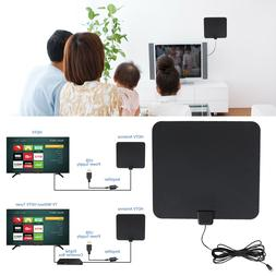 indoor amplified tv antenna hd digital viewtv