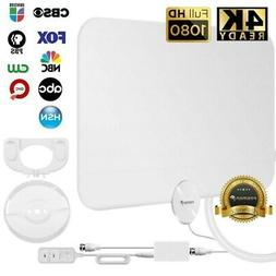 Indoor Digital TV HDTV Antenna 2019 Latest UHF VHF 1080p 4K