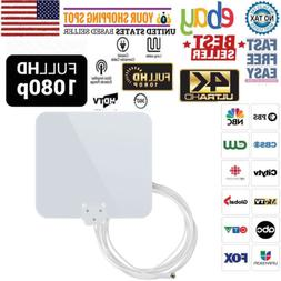 1Byone Indoor HD Signal Amplifier Digital TV Antenna HDTV 4K
