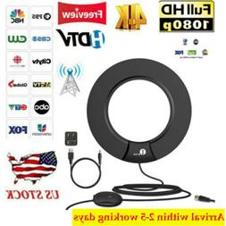 1Byone Indoor Skywire 1080P HD TV Antenna 4K Freeview HDTV D