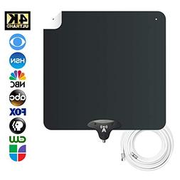 indoor tv antenna range