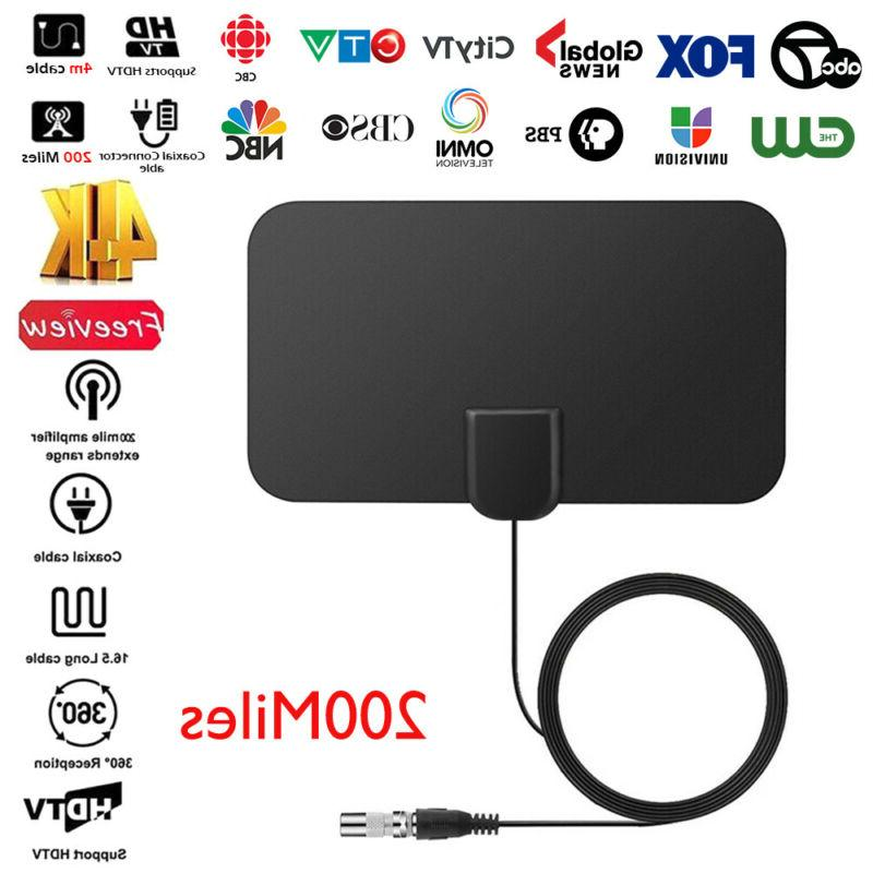 2X960 Miles Antenna Digital TV Amplifier UHF/VHF/1080p