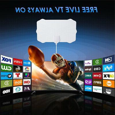 US 960 Miles Range Antenna TV Digital HD HDTV 1080p Skywire