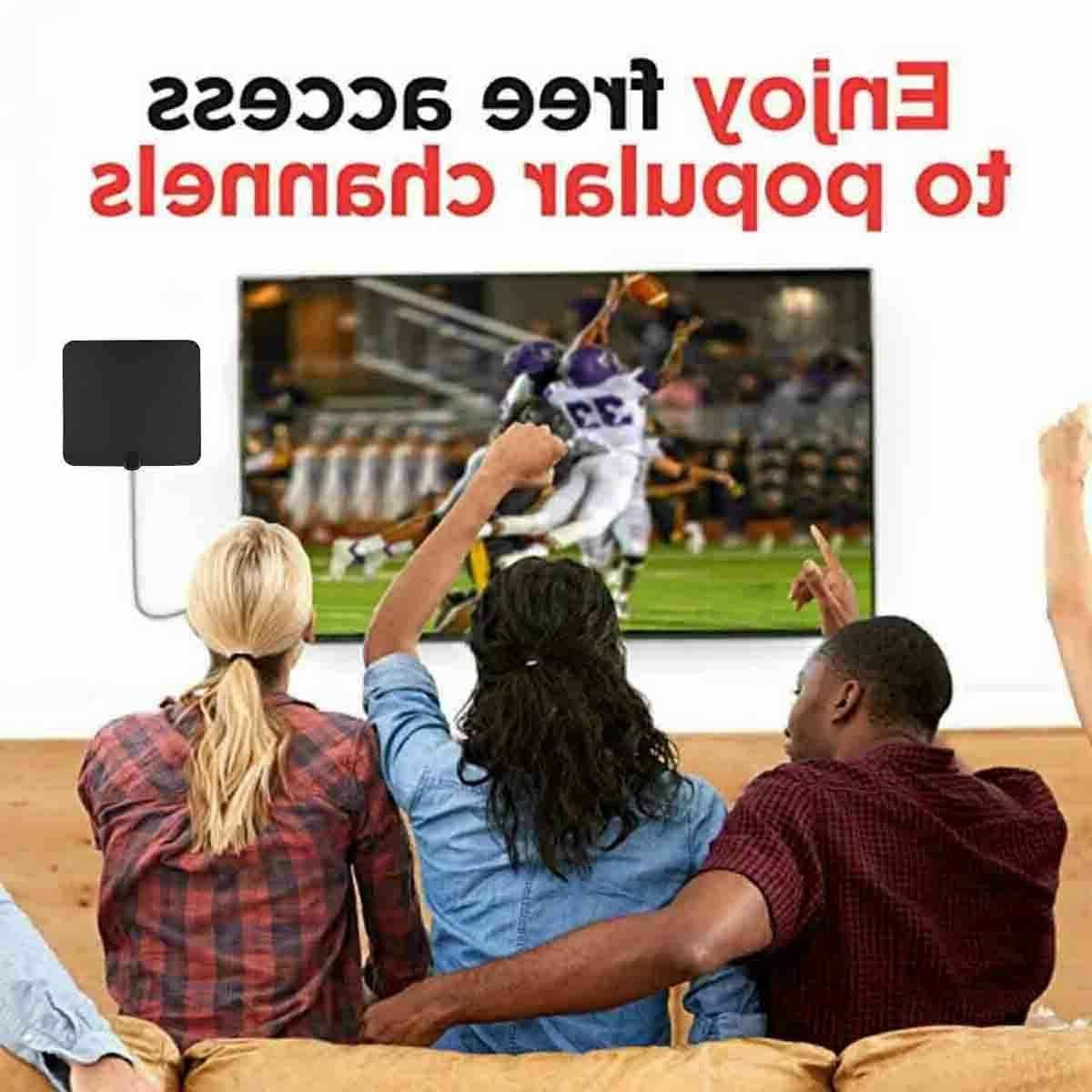 1000 TV Antenna Indoor HD 4K 1080P