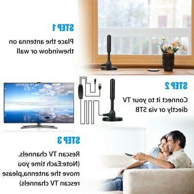 1080P Antenna Digital HD Skywire Antena Digital
