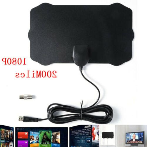 1080p hdtv indoor antenna tv digital hd