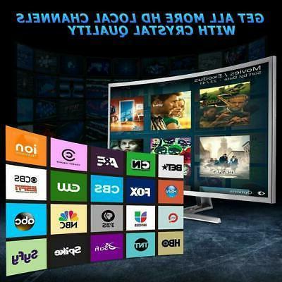 HDTV Amplified Digital TV 360 + Pole