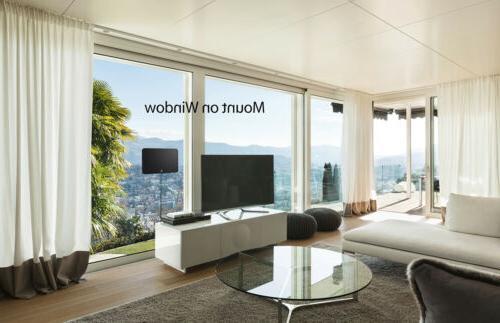1byone Amplified Digital Indoor Gain 50 Miles