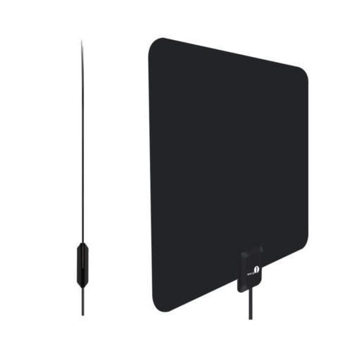 1byone Digital Indoor HDTV High Gain VHF