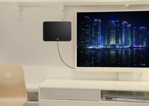 1byone TV Digital Indoor HDTV Gain 1080P VHF