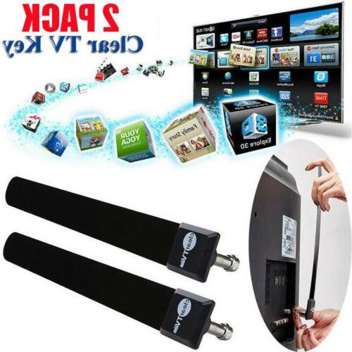 2 clear tv key hdtv free tv