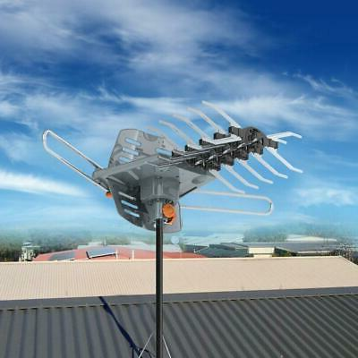 HDTV TV Antenna Motorized Rotation