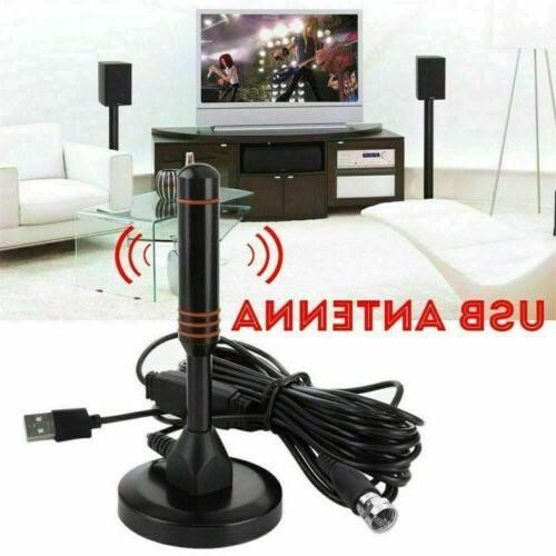 200 Mile Range TV Digital 4K Antena Digital HDTV 1080P