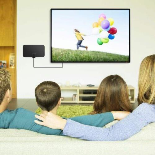 200 Mile Range Antenna TV 4K Antena HDTV