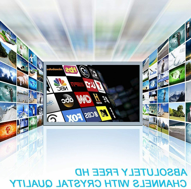 2020 TV 1080P 4K Amplified