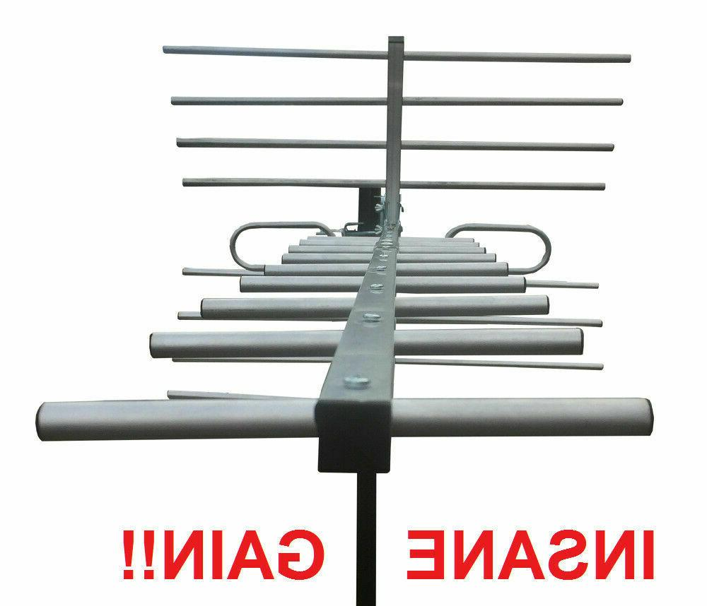 250 mile indoor outdoor hd tv antenna