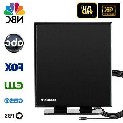 150Mile 1080P Indoor Antenna Amplified HDTV HD Digital TV An