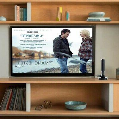 1080p 300 Range TV Digital HD Skywire Indoor Antena HDTV