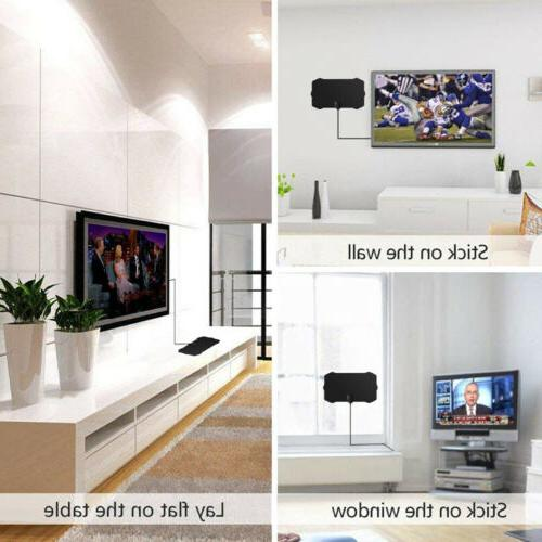 ViewTV Flat Indoor Booster US
