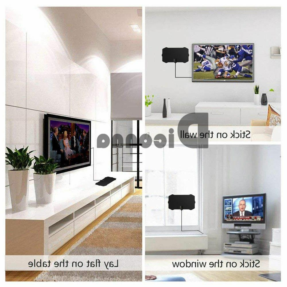 350 Range TV Antena Digital Indoor 1080P HD