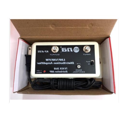 NEW PRO 36 DB CABLE ANTENNA SIGNAL 36DB AMP USA