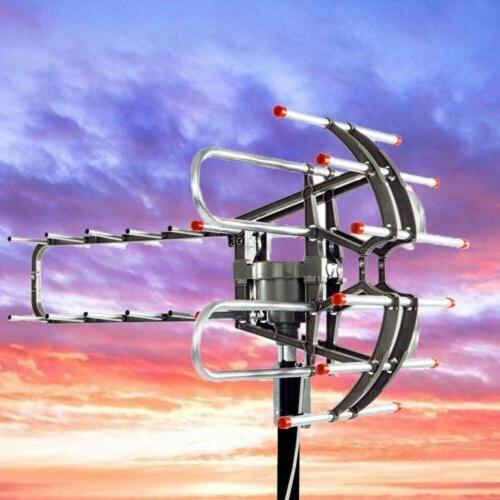990Miles Long Range TV HD Digital Antenna HDTV Outdoor Anten